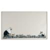 LEMMIKLOOMA silikoonist kausi alusmatt hall 60 x 40 cm